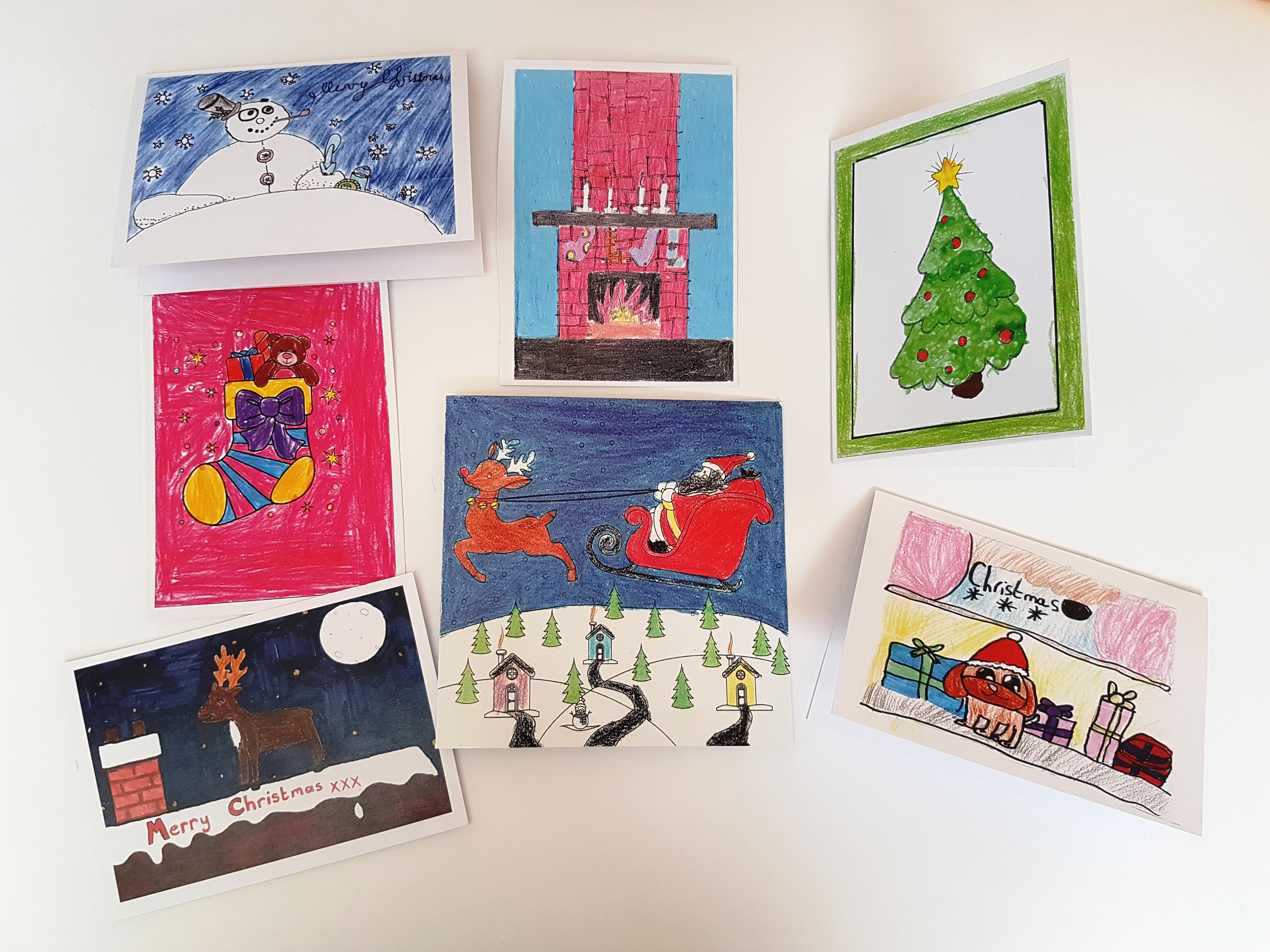 Christmas Fundraisers For Schools.Capital Print School Cards